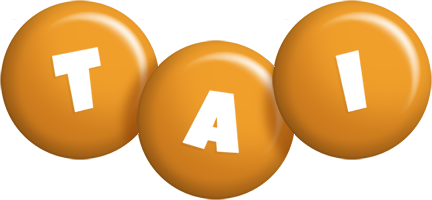Tai candy-orange logo