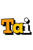 Tai cartoon logo