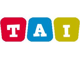 Tai daycare logo