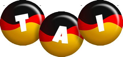 Tai german logo
