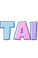 Tai pastel logo