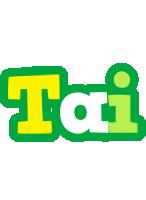 Tai soccer logo