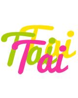 Tai sweets logo