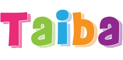 Taiba friday logo