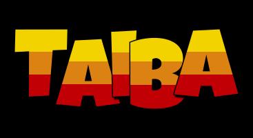 Taiba jungle logo
