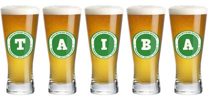 Taiba lager logo