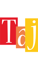 Taj colors logo