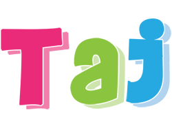 Taj friday logo