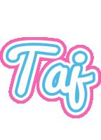 Taj outdoors logo