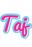 Taj popstar logo