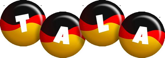 Tala german logo