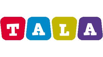 Tala kiddo logo