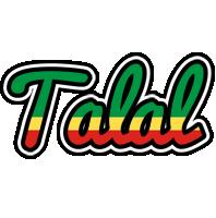 Talal african logo
