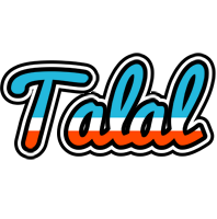 Talal america logo