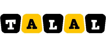 Talal boots logo