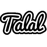 Talal chess logo
