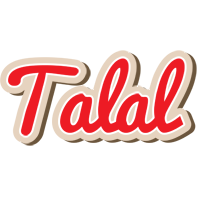 Talal chocolate logo
