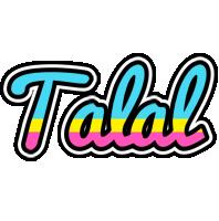 Talal circus logo