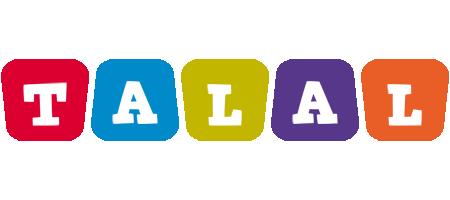 Talal daycare logo