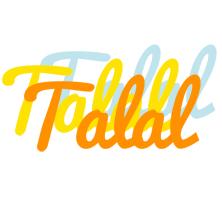 Talal energy logo