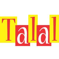 Talal errors logo
