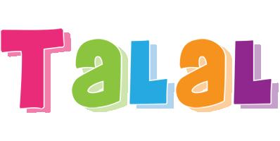 Talal friday logo