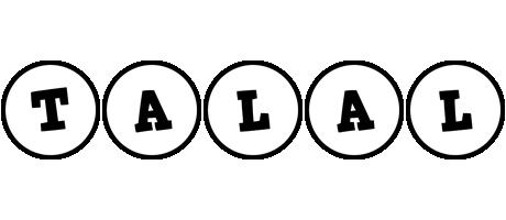 Talal handy logo