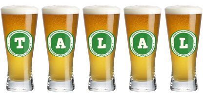 Talal lager logo