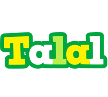 Talal soccer logo