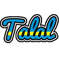 Talal sweden logo