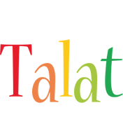Talat birthday logo