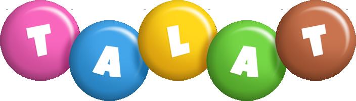 Talat candy logo
