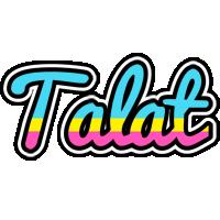 Talat circus logo