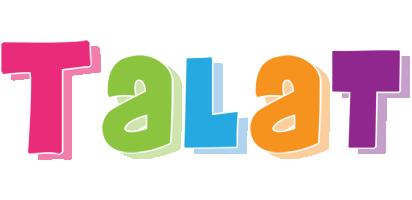 Talat friday logo