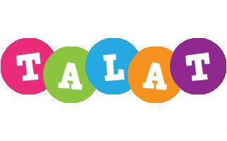 Talat friends logo