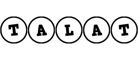 Talat handy logo
