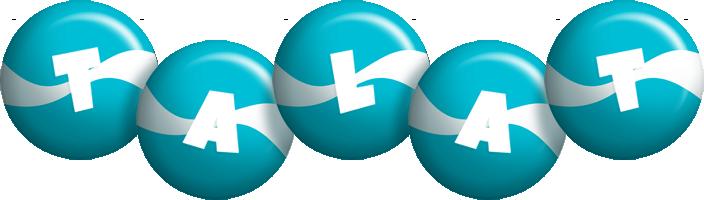 Talat messi logo