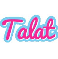 Talat popstar logo