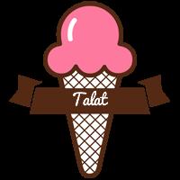 Talat premium logo