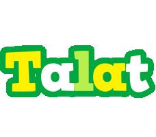 Talat soccer logo