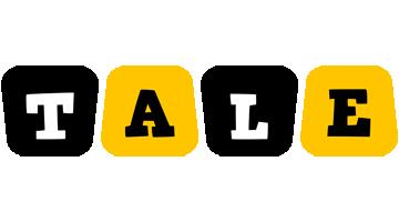 Tale boots logo