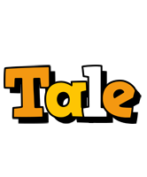 Tale cartoon logo