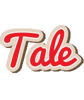 Tale chocolate logo