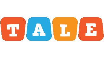 Tale comics logo