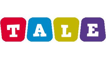 Tale daycare logo