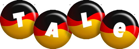 Tale german logo