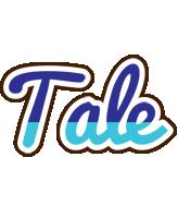 Tale raining logo
