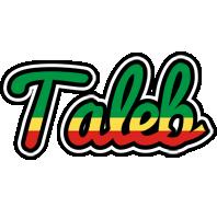 Taleb african logo