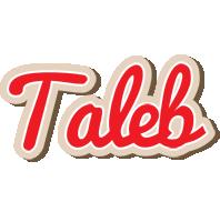 Taleb chocolate logo