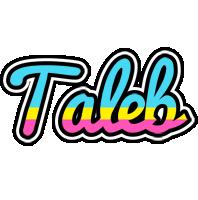 Taleb circus logo